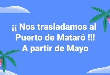Nuevo local en el Puerto de Mataro