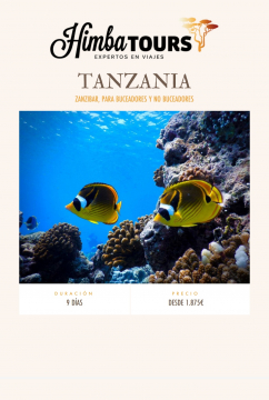 Viaje Zanzibar agosto-septiembre 2021