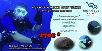 Oferta avanzado en Mataro 270€